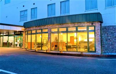 広島ダイヤモンドホテル 貸会議室「瀬戸の間」の外観の写真