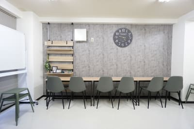マイスペ24 住吉スペース レンタルスペース 貸会議室の室内の写真