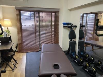 施術をされる場合 - 整体サロンRe・Set レンタルスペースの室内の写真
