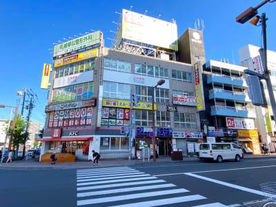 レンタルスタジオNSA 2号店 ( 細川ビル 4階 )の外観の写真