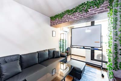 231_Botanical五反田 レンタルスペースの室内の写真