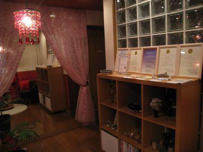 レンタルサロン駒沢 カウンセリングスペースの室内の写真