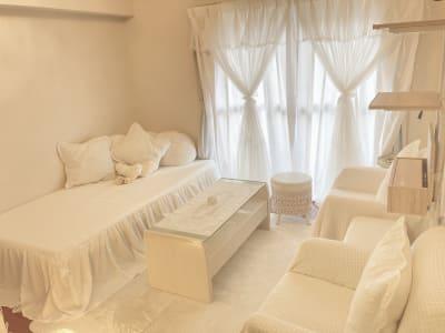 推しをこよなく愛する管理人が監修したレンタルスペースです。𓂃◌𓈒𓐍 - party coco NUMA部屋の室内の写真