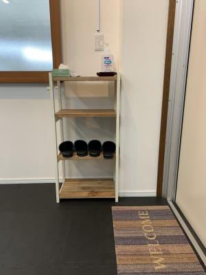 ソロワークアウト板橋大山店 完全個室のレンタルジムの室内の写真