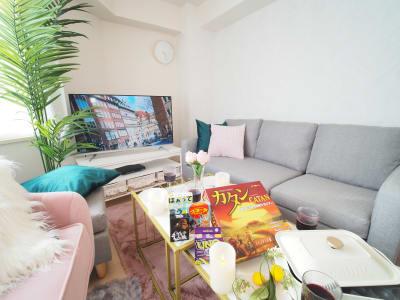 Girly渋谷 おうちレンタルスペースの室内の写真