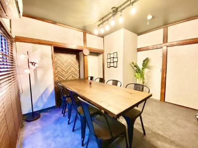 LEAD conference 北千住 Room Aの室内の写真