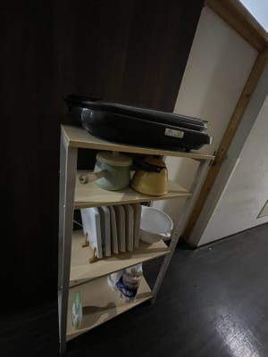 236_VOYAN東新宿 キッチン付レンタルスペースの設備の写真