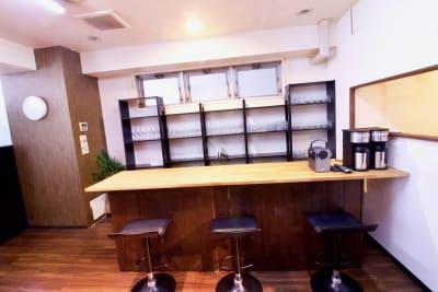 236_VOYAN東新宿 キッチン付レンタルスペースの室内の写真