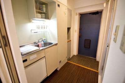 SP153 SHARESPE 153 シェアスペchic名駅の室内の写真