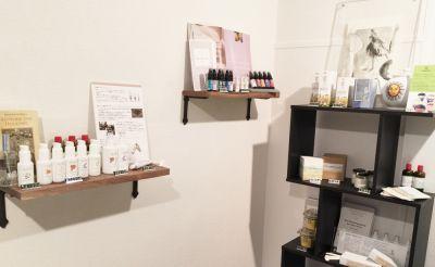 Insole Salon & Shop レンタルサロンの室内の写真