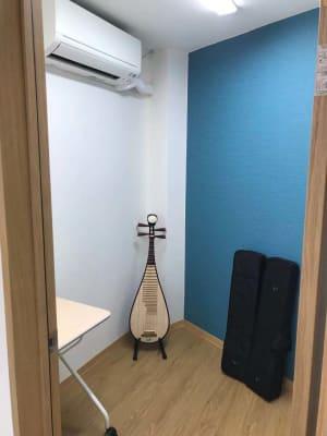船橋レンタル教室 自習室の室内の写真
