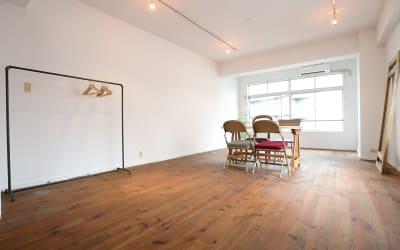 Y3 STUDIO 代々木 スタジオ&スペースの室内の写真