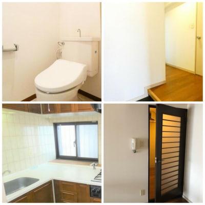 広い玄関です。 - シンプルな多様スペースahacu 使いやすい多目的スペースの室内の写真
