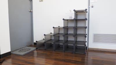 FARスタジオ 稽古場の設備の写真