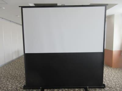 スクリーン 2000×1500 - 広島ダイヤモンドホテル 貸会議室「安芸の間」の設備の写真