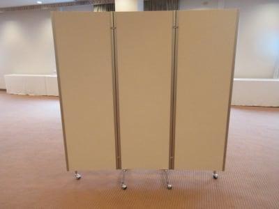 パーテーション 1800×1800 - 広島ダイヤモンドホテル 貸会議室「安芸の間」の設備の写真