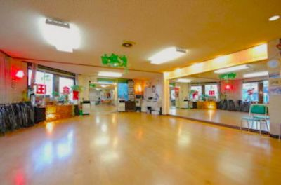 京都レンタルスタジオ「倉田ダンススタジオ」 貸しスタジオの室内の写真