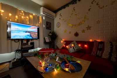 ザルツ立川 隠れ家パーティースペースの室内の写真