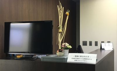 X-FLOOR川崎会議室 Room01の入口の写真