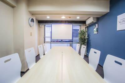 ふれあい貸し会議室 栄チサン ふれあい貸し会議室 栄Bの室内の写真