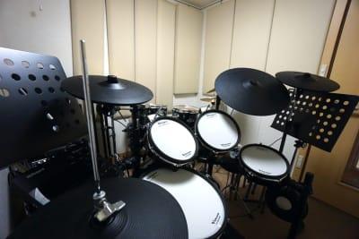 京都会議室 心華寺 奏音堂(ドラム室)の室内の写真
