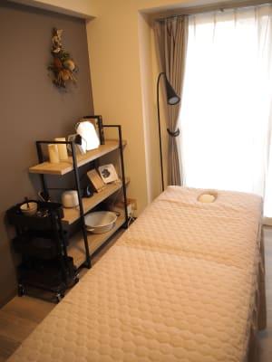 レンタルサロンミモザ 名古屋レンタルサロンの室内の写真