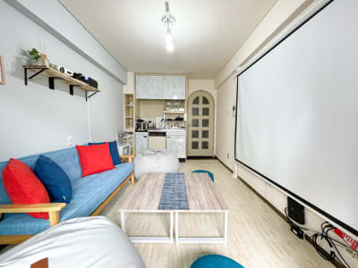 KT心斎橋802 タスワンスペースの室内の写真