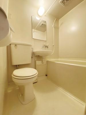 室内専用ユニットバススペース - 《Genie-ジーニー-》 パーティースペースの設備の写真