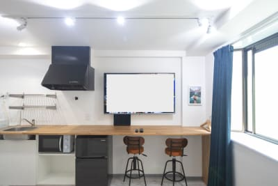 見放題のお部屋 レンタルスペースの室内の写真