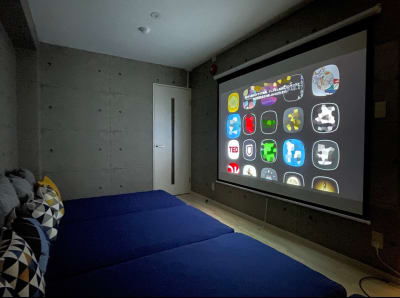 アクエルド東心斎橋502 タスワンスペースの室内の写真