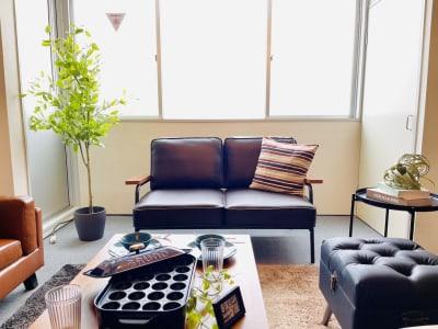 SMILE+レックス袋町 パーティスペースの室内の写真