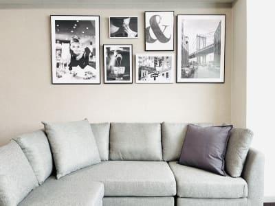 SMILE+シエル袋町 パーティスペースの室内の写真