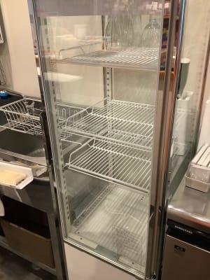 冷蔵庫はもう一つあります - ボードゲームカフェ7Gold キッチン付きレンタルスペースの設備の写真