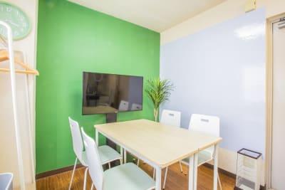 会議室「GreenAce2」 貸し会議室の室内の写真