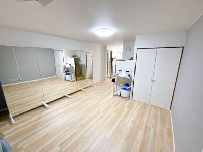 キャンズ@大須 レンタルスペースの室内の写真