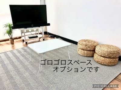 レンタルスペース『aoyama』 店舗1F貸しスペースの室内の写真