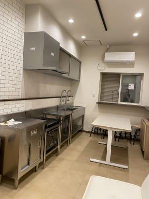 S style studio栄錦 許可付キッチンルームの室内の写真