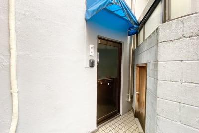 316studio 316スタジオの入口の写真