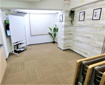 広々空間としても使えます。 - ComfortSpace上野I レンタルスペースの室内の写真
