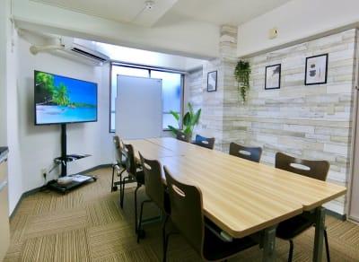 会議 - ComfortSpace上野I レンタルスペースの室内の写真