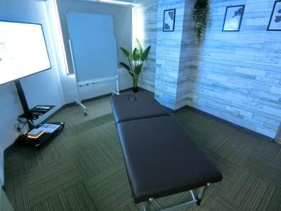 仕事の合間のリフレッシュなどにも。 - ComfortSpace上野I レンタルスペースの室内の写真