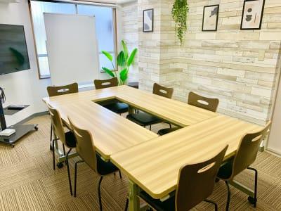 会議・面接 - ComfortSpace上野I レンタルスペースの室内の写真