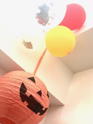 屋上付パーティールーム鹿島田川崎 🎃おうちハロウィンくつろぎ空間の室内の写真