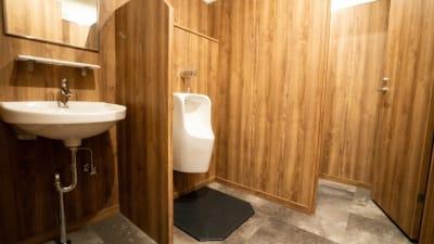 お手洗い - ALCレンタルダンススタジオ 多目的レンタルスペースの設備の写真