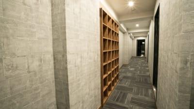 共有部 - ALCレンタルダンススタジオ 多目的レンタルスペースの設備の写真