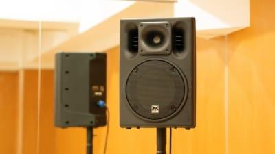 スタジオ内スピーカー - ALCレンタルダンススタジオ 多目的レンタルスペースの設備の写真