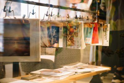 LATTE GRAPHIC自由が丘 カフェ個室スペースの室内の写真