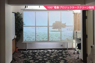 換気抜群!四カ所全開の角部屋 風通し抜群|中野駅2分の室内の写真