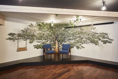 ELLARE 会議・セミナー料金の室内の写真