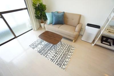 【日吉ミニマルオフィス】 日吉ミニマルオフィス303の室内の写真